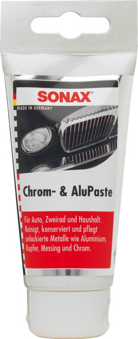 sonax politura za krom in aluminij 75ml