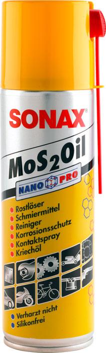 sonax mos 2 oil nanopro 300ml