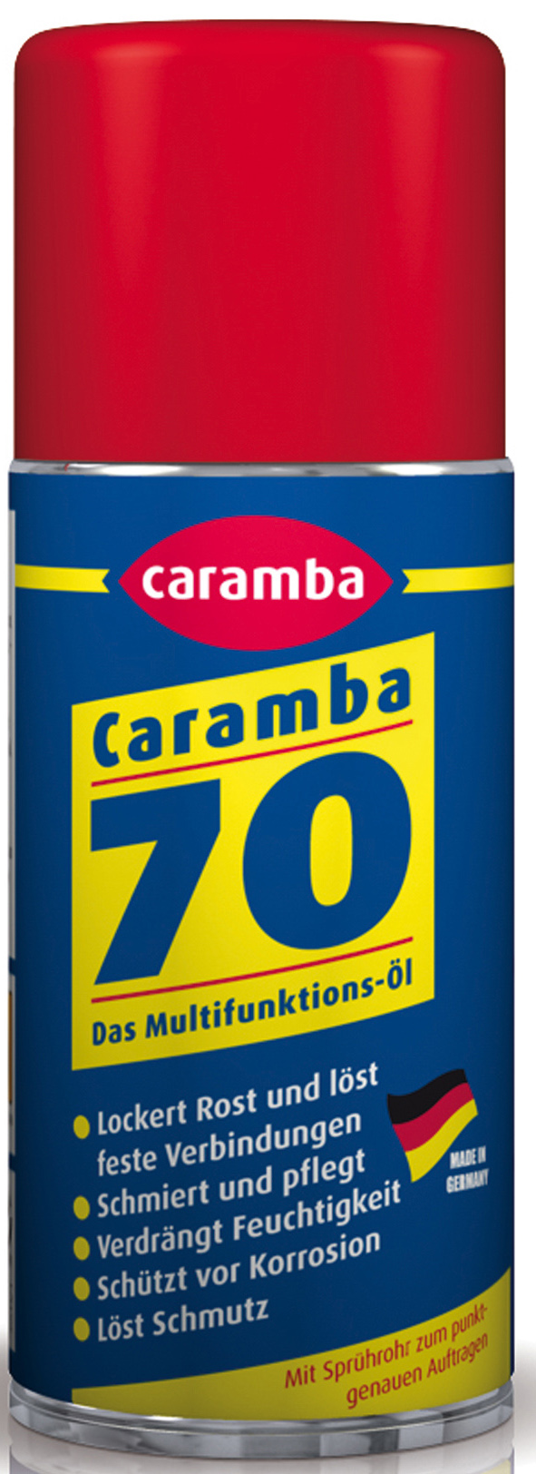 multi olje caramba 100 ml