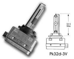 Žarnica  d1r  85v 35w xenon - lucas