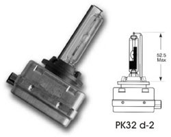 Žarnica d1s 35w xenon - osram