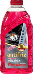paulina antifriz g12+ koncentrat roza 1l pet