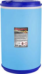 paulina antifriz g11 -38 moder 200l