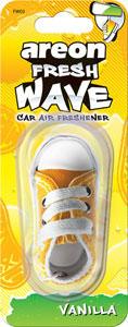 areon osvežilec za avto fresh wave vanilla