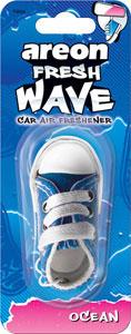areon osvežilec za avto fresh wave ocean