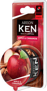 areon osvežilec za avto ken apple and cinnamon blister