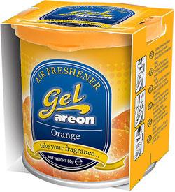 areon osvežilec za avto gel orange