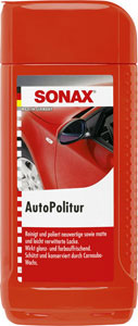 sonax politura za avtomobile 500ml