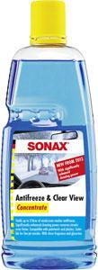 sonax tekočina za vetrobransko steklo koncentrat 1l