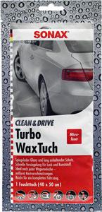 sonax turbo vosek krpa iz mikrovlaken za zunanji del